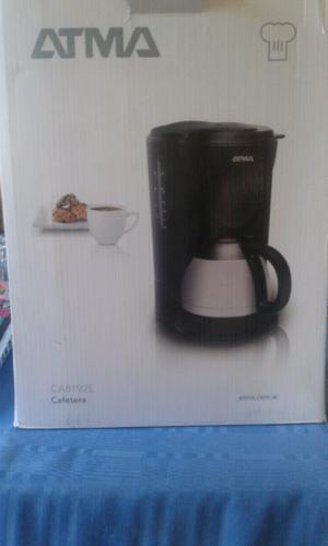 CAFETERA NUEVA !