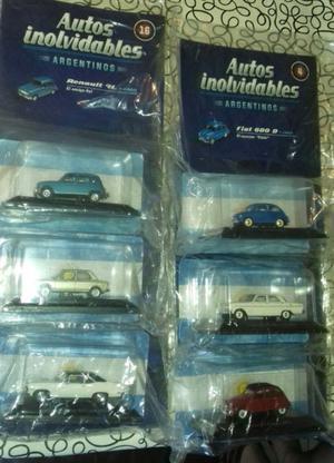 Colección Autos inolvidables