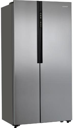 Heladera Freezer No Frost 521lts Side By Side Patrick