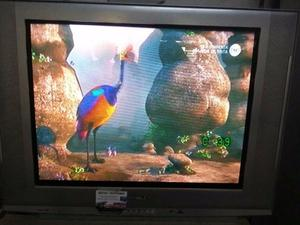 VENDO O PERMUTO - TV. 29 NOBLEX
