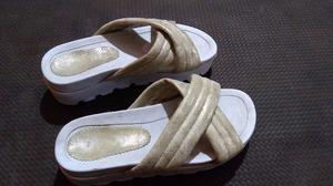 1 par sandalias 38
