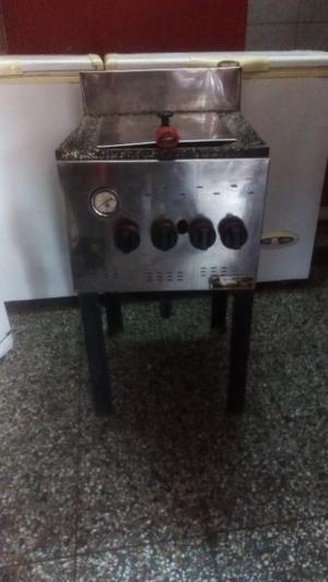 Freidora industrial 18 litros