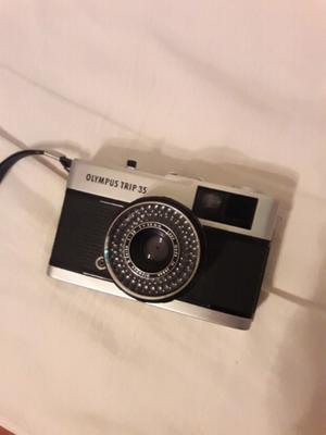 Olimpus trip 35 usada$ fotografica maquina