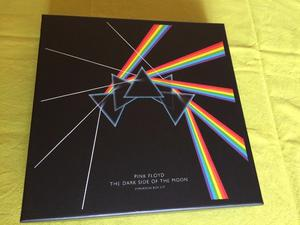 Pink Floyd box set IMMERSION The Dark Side of the Moon