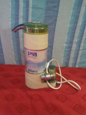 Purificador de agua listo para usar
