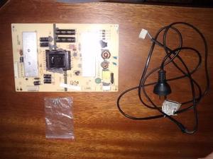 Repuesto Placa Fuente Tv Ken Brown 39' modelo kb--led