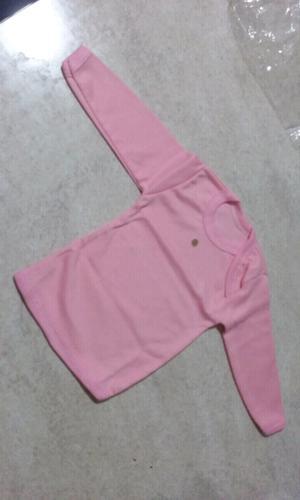 Vendo lote de ropa de bebé puro algodón