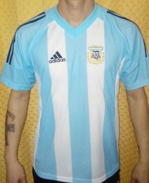 Argentina camiseta Adidas mundial