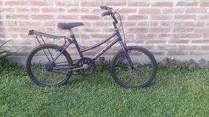 Bicicleta Para Niños Rodado 20 Usada