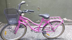 Bicicleta de paseo de mujer