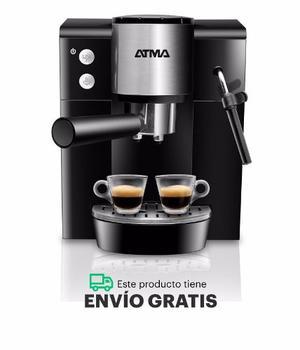 Cafetera Express Leche Espuma 18 Bar Atma Cax Env Gratis