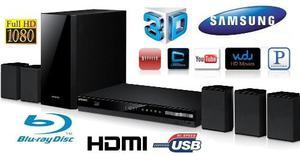 Home Theater Samsung - Blu-ray - 3d - Wifi