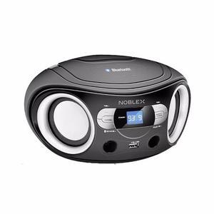 Noblex Cbt959 Reproductor 150w Radio Am/fm Bluetooth Aux Usb