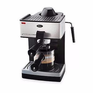 Oster  Cafetera Espresso Y Capucchino P/ 4 Tazas Y Vapor