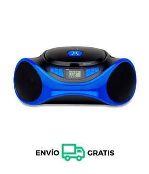 Reproductor De Cd Con Bluetooth Noblex Cdrbt Env Gratis