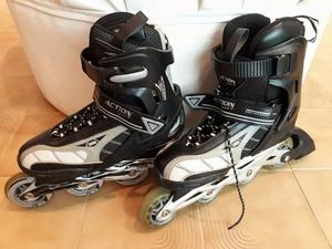 Rollers Action Sport Abec-7 Talle L ()
