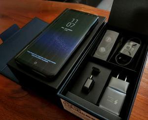 Samsung s8 nuevo libre de fabrica