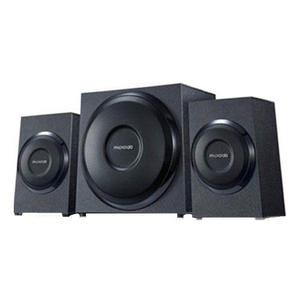 Sistema De Audio Microlab M Control De Graves 10w Rms