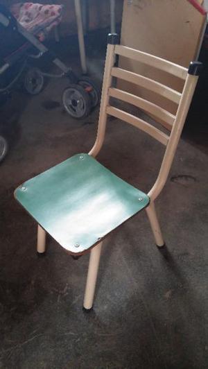 *VENDO O PERMUTO* Juego de mesas y sillas para jardines