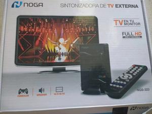 sintonizadora de tv