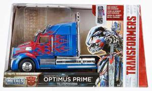 Auto Transformers Optimus Prime Bumblebee Crosshairs 1:24