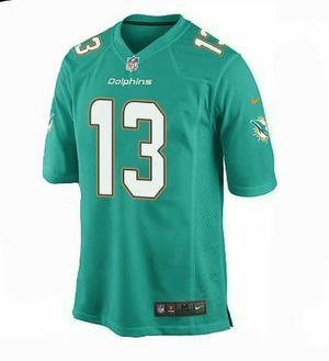 Camiseta Nfl Dolphins Marino Nro 13