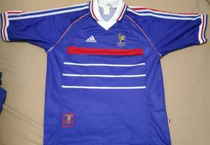 Camiseta Seleccion Francia Mundial  Adidas original de