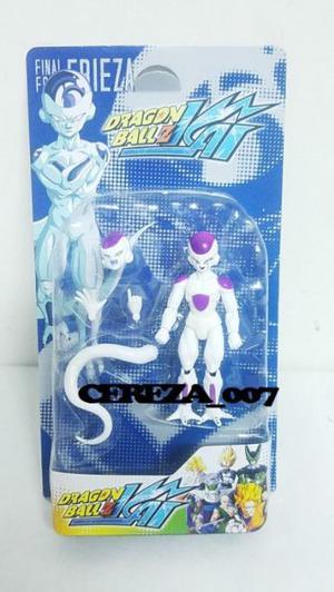 Muñeco De Dragon Ball Z Ball Z Freezer + Accesorios
