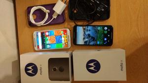 Oportunidad Combo Dos Motorola X2 ¨2da Generación¨ Libres