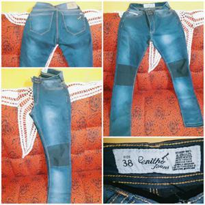 Pantalon nuevo sin detalles