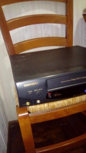 Reproductor de VHS en perfecto estado