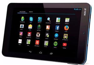 Tablet Proton Sapphire Hd, de 10 pulgadas, Quadcore, Android