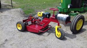 cortadora de pasto a motor