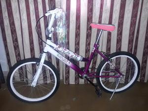 Bici Rodado 20 IMPECABLE COMO NUEVA