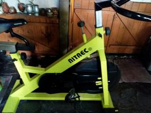Bicicleta fija Nitrec