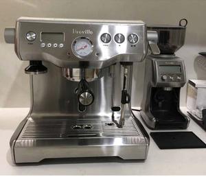 Breville Dynamic Duo + Grinder Cafetera