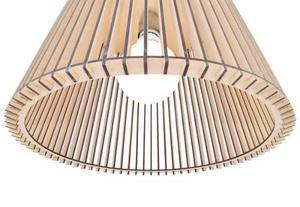 Lámpara Colgante Cónica 60 Cm De Diámetro
