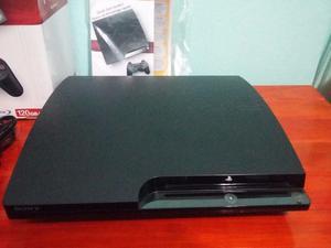 PS3 Slim 500 Gb Joystick x2 HDMI + 47 Juegos