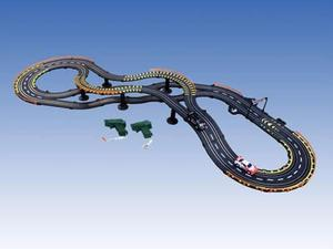 Pista Auto Carrera T/ Scalextric Electrica Sin Pilas !!