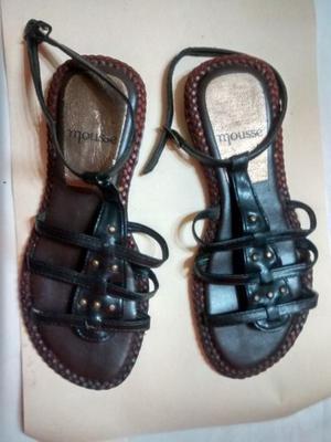 Sandalias N36 como nuevas