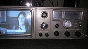 Tv con radio y casette