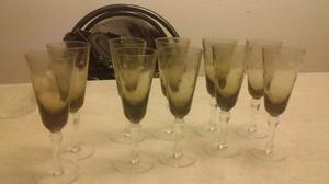 copas de jerez antiguas