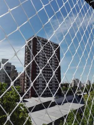 Red de protección para balcones terrazas piletas cercos