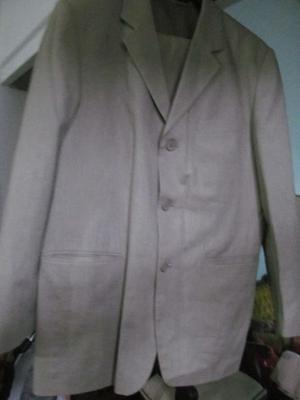 Traje (Saco y Pantalon) de HOMBRE - DE LINO - HERMOSA