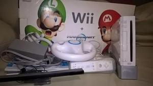 Vendo Consola Nintendo Wii Completo Impecable!!!