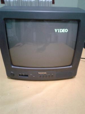 "Vendo televisor 14"" excelente estado. Con soporte para"