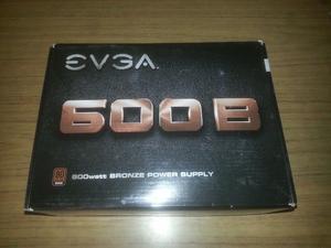 fuentes evga 600w 80 plus bronce a reparar
