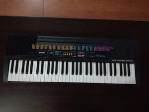 Órgano musical Casio CTK520L