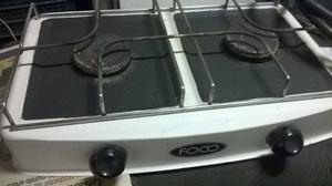 vendo cocina dos hornallas