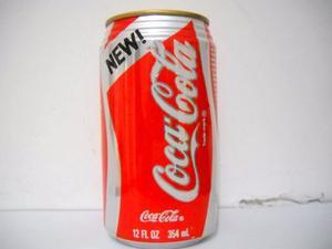 Lata De New Coca Cola Año  Atlanta U S A